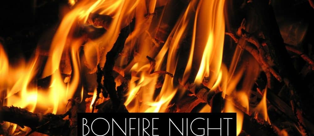 Bonfire Night in Ripley