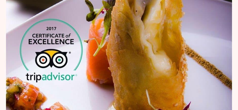 award winning restaurant in Ripley